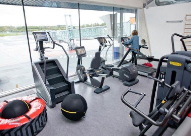 Top 10 Gyms And Spa In International Airports