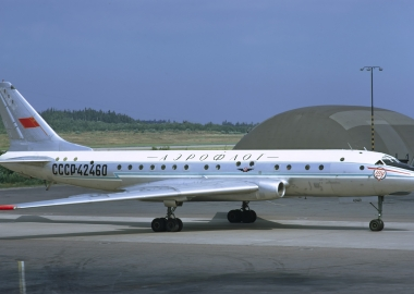 When Soviets Almost Beat The West: The Tupolev Tu-104