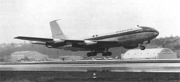 Boeing 367-80 NASA Picture