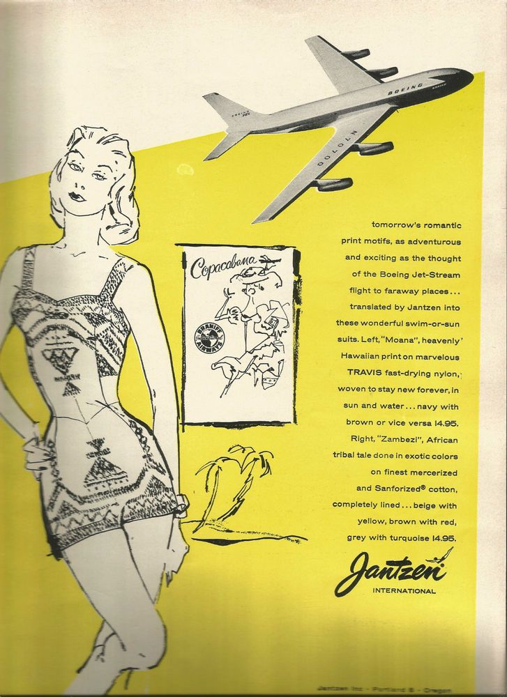 Jantzen 707 collection