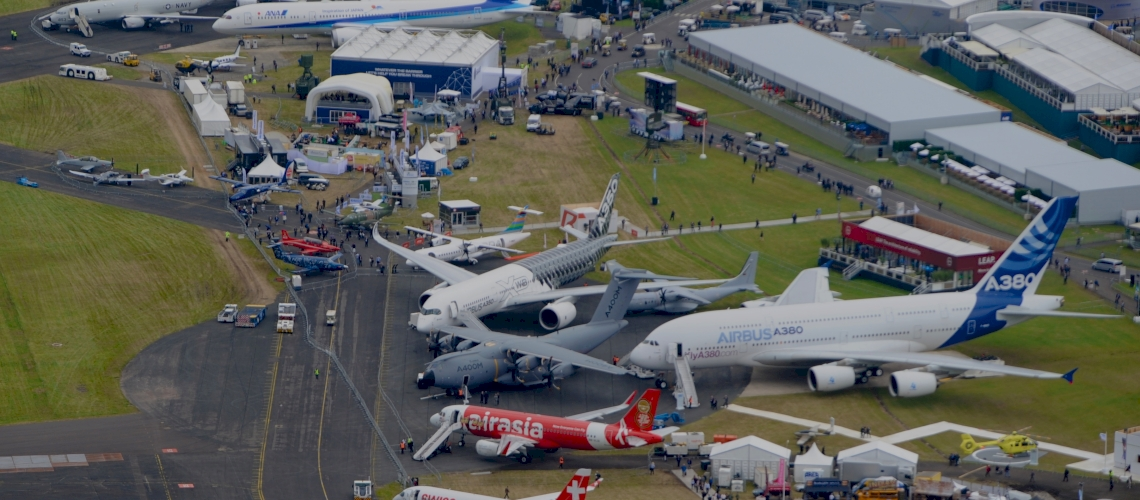 What Aviation Shows And Events You Must Attend In 2019
