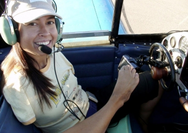 A Pilot Without Arms – The Story Of Jessica Cox