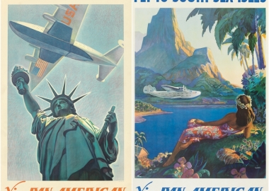 Top 10 Airline Advertisement Posters Of All Time
