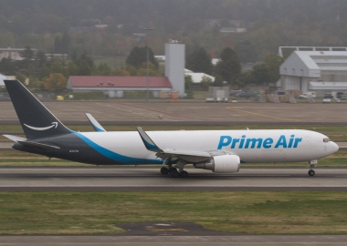 Amazon Cargo Aircraft Crashes On Flight 3591