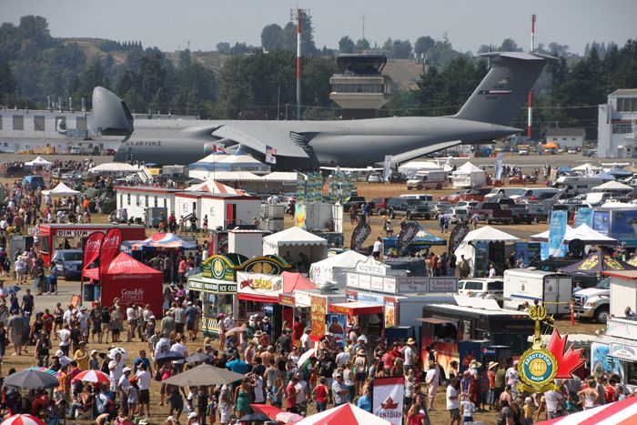 Abbotsford International Airshow is a fun family event for everybody