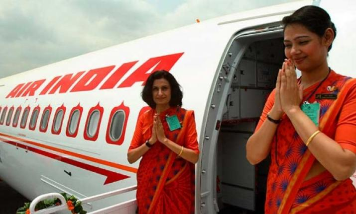 Air India served a cockroach on a flight to Mumbai