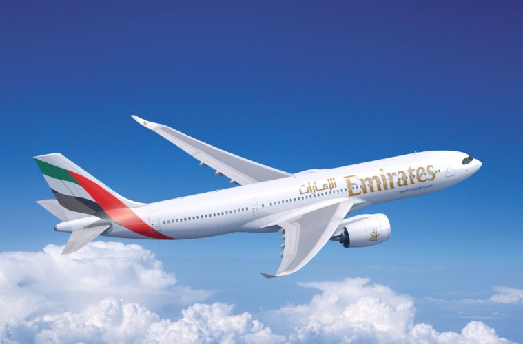 Emirates replaces the A380 with orders for the A330 and A350