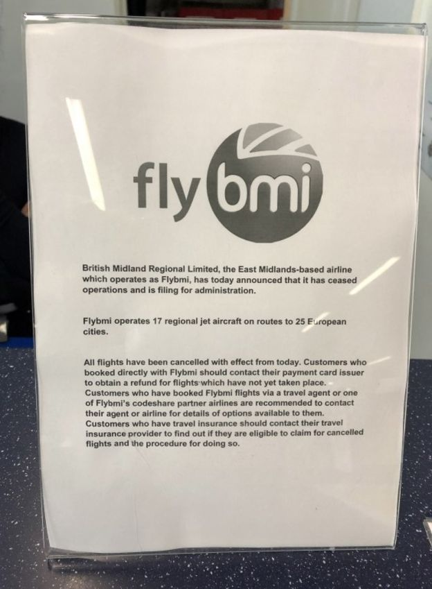 Flybmi Cancels Flights