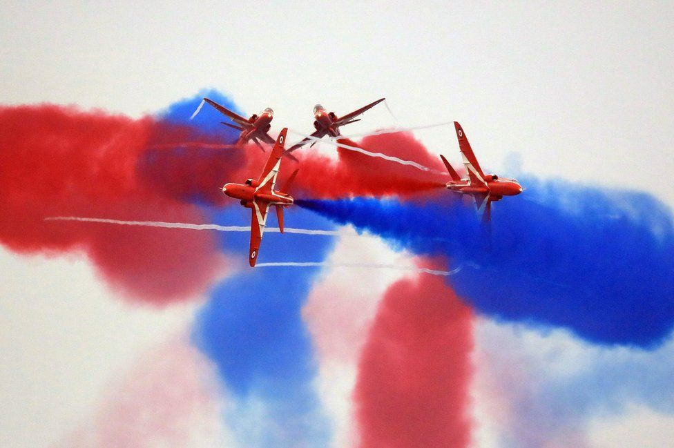 Sunderland Air Show offers breath-taking displays to visitors