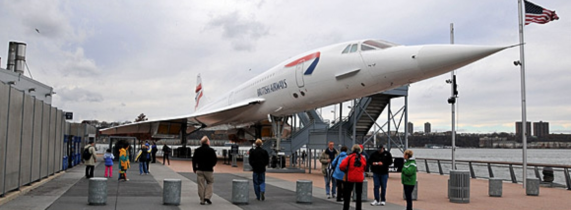 Supersonic aircraft are not coming back - Here is why