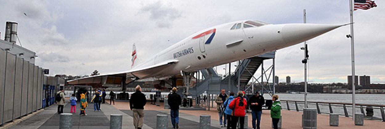 Supersonic aircraft are not coming back - Here is why.
