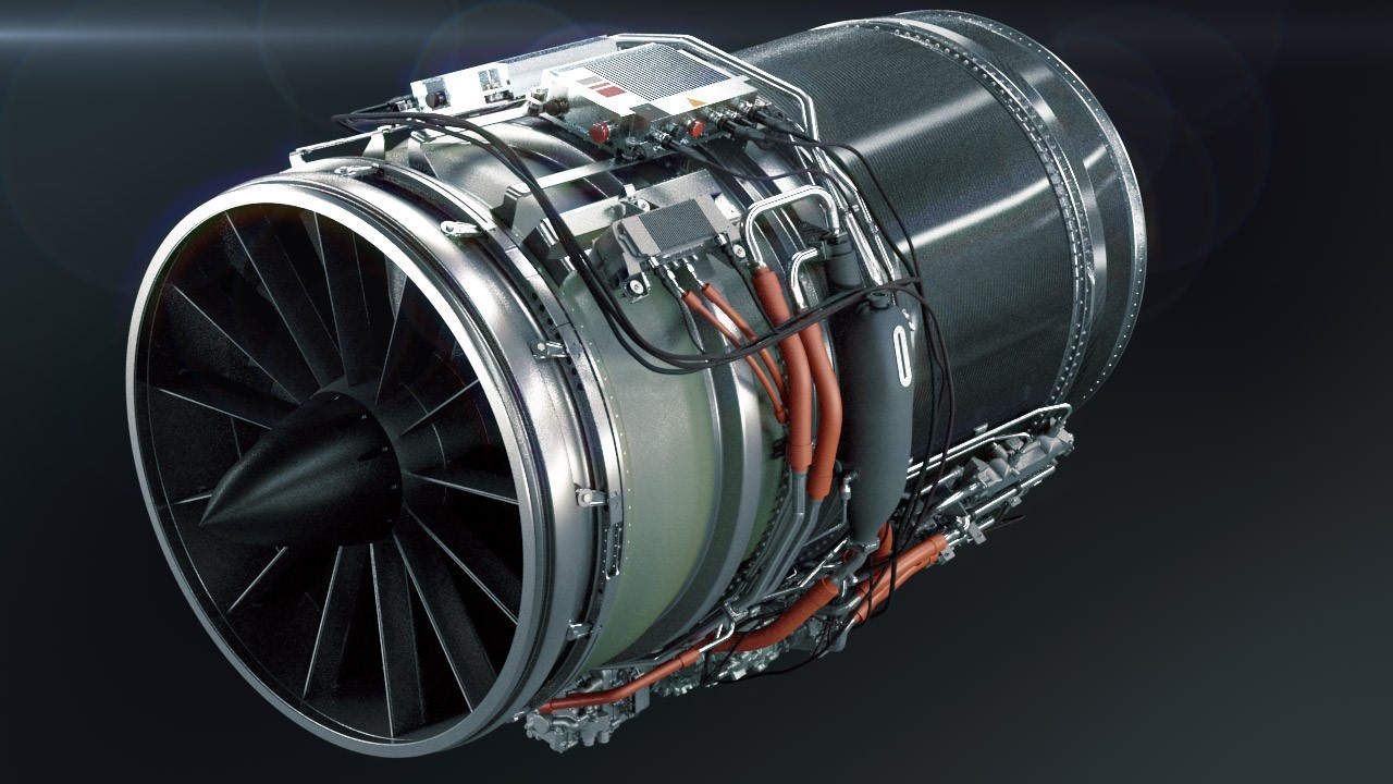 Aerion AS2 will use the GE Affinity Engine