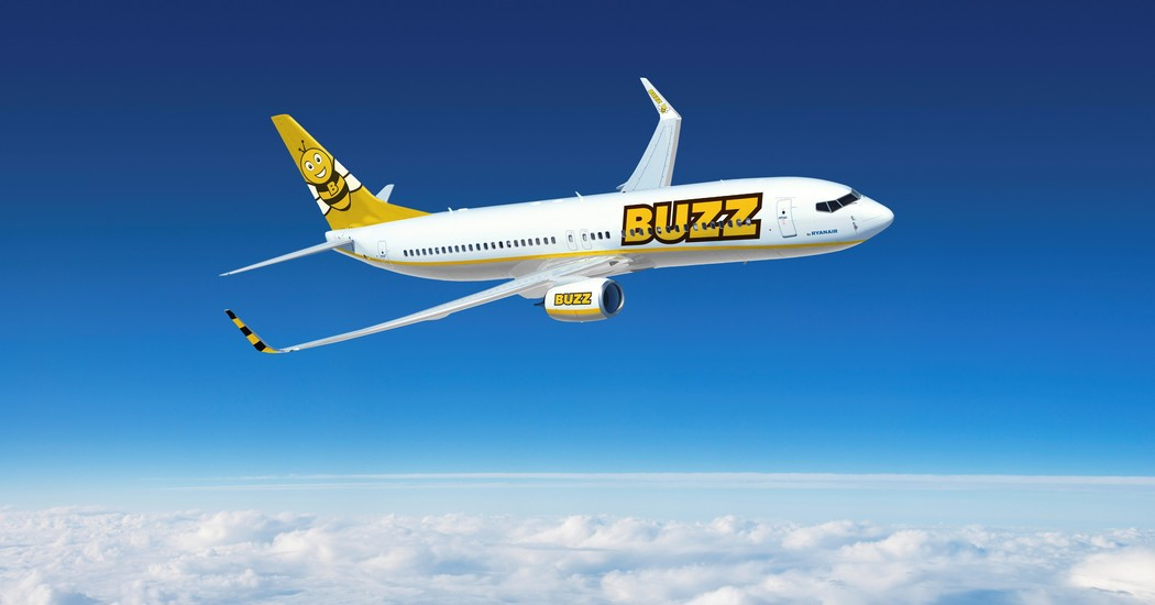 Buzz, the newest airline in Europe