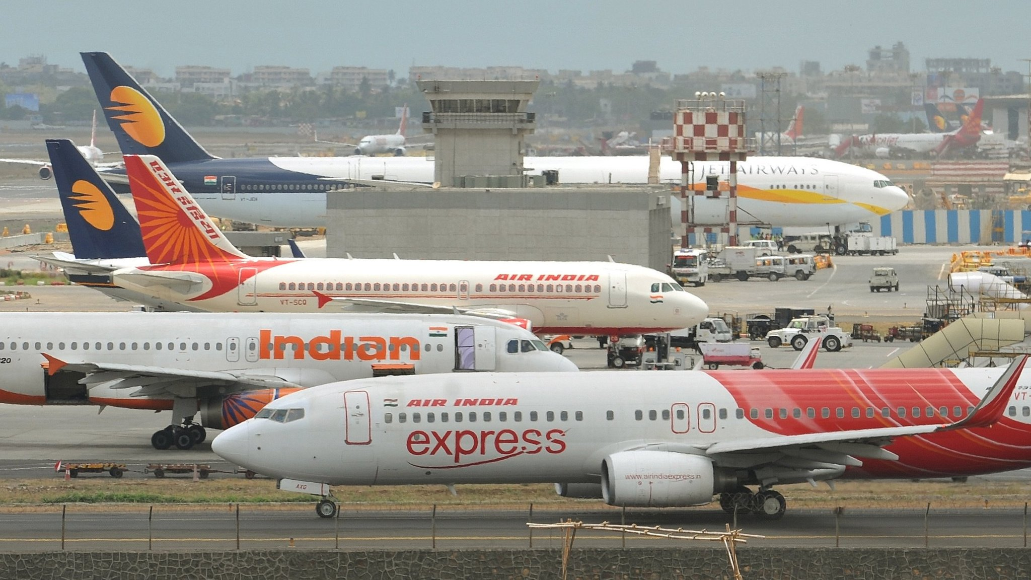 Indian Airlines' aircraft