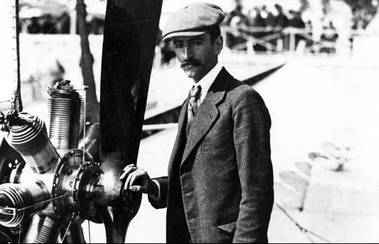History Hour: Henri Fabre flies first seaplane in 1910