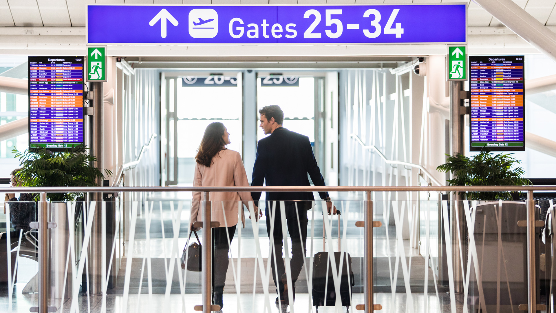 Seamless Flow Technology used at Bristol Airport - Airport