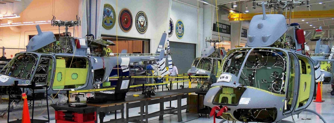Northrop Grumman to build additional MQ-8C Fire Scouts