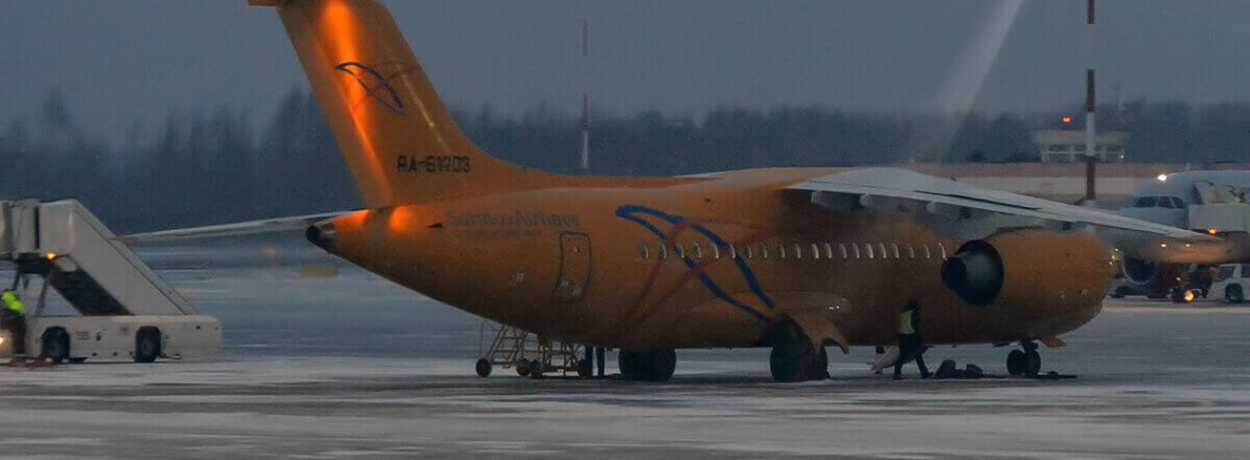Saratov Airlines owner applied to launch new airline