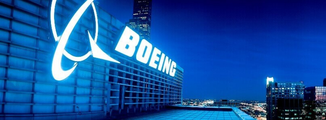 Boeing unveils ultra thin, folding wing concept