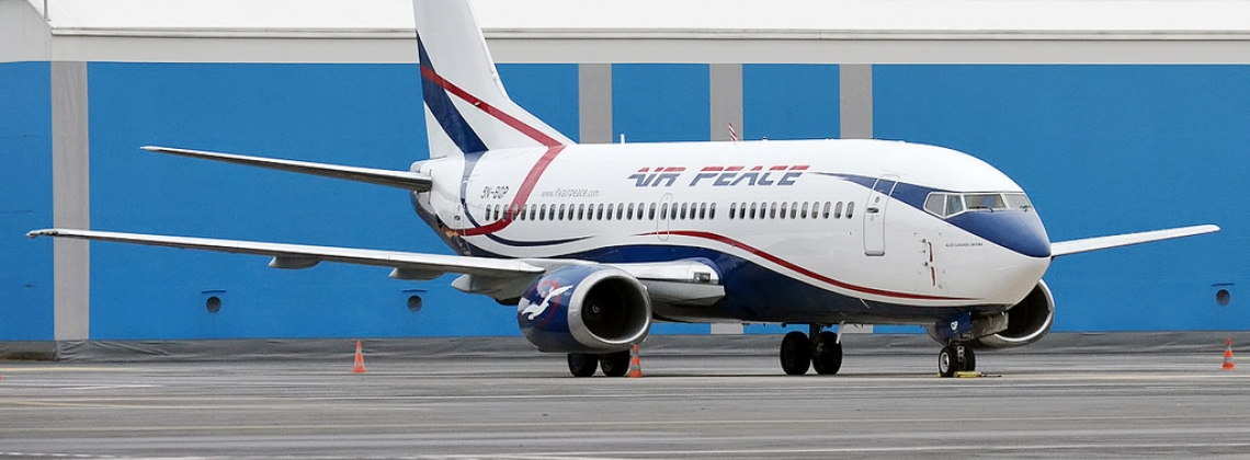 Air Peace orders 10 Boeing 737 MAX 8s