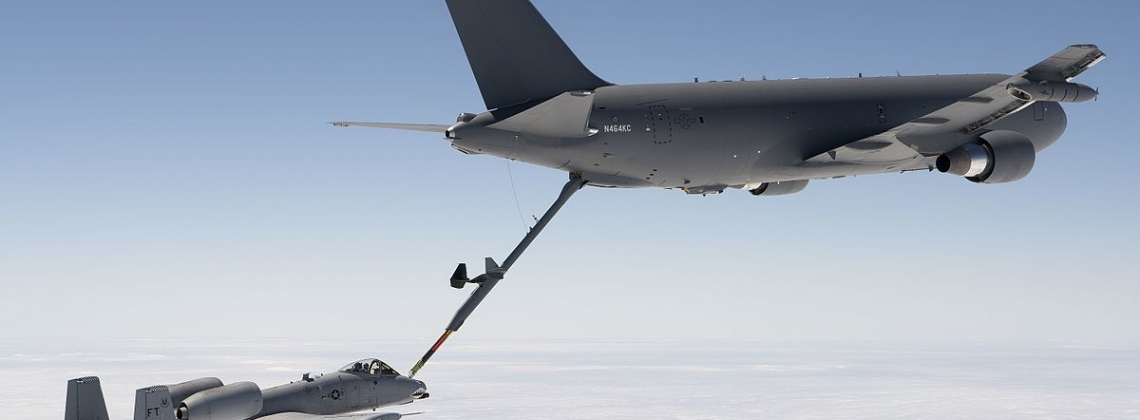 USAF and Boeing agree on long delayed KC-46 delivery date