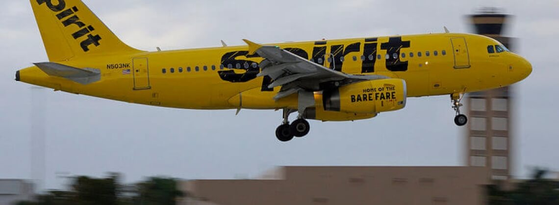 Spirit Airlines appoints Scott Haralson as new CFO