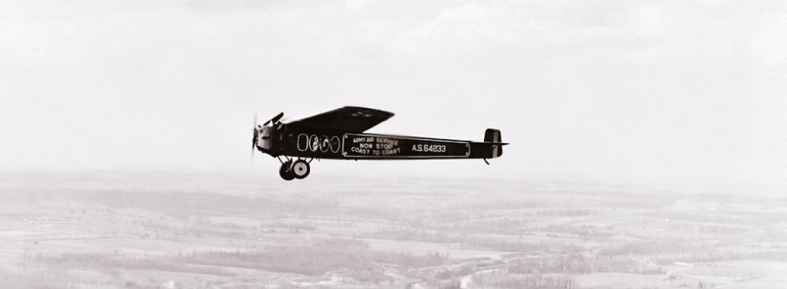 History Hour: 1st non-stop transcontinental flight on Fokker T-2