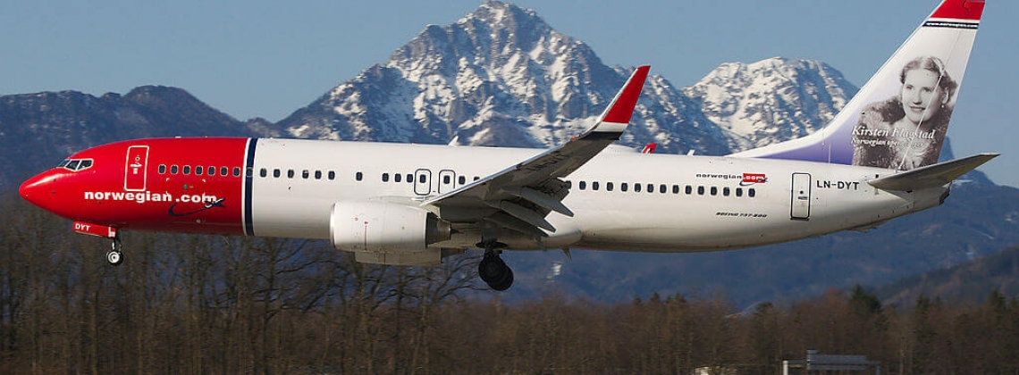 Norwegian Air CEO: 2017 was 'a mess' after plane, pilot shortages