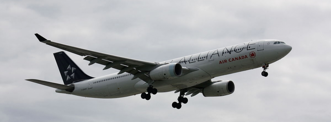 Foreign ownership: a new ident for Canadian airlines