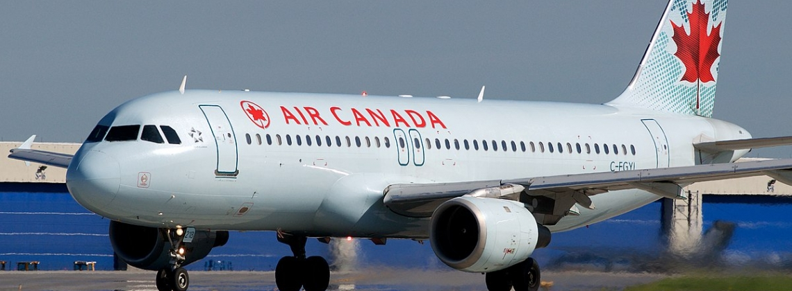 NTSB releases footage of Air Canada near-collision