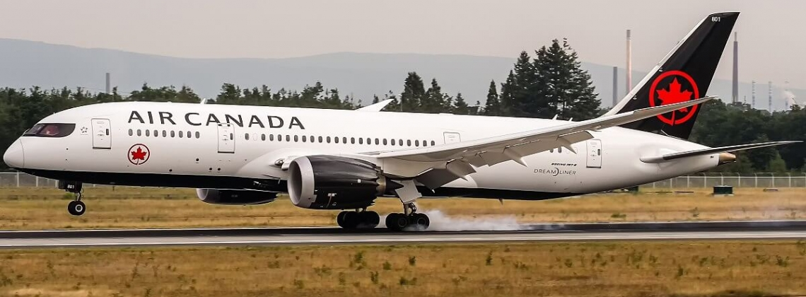 Boeing admits falsifying documents of Air Canada Dreamliner?