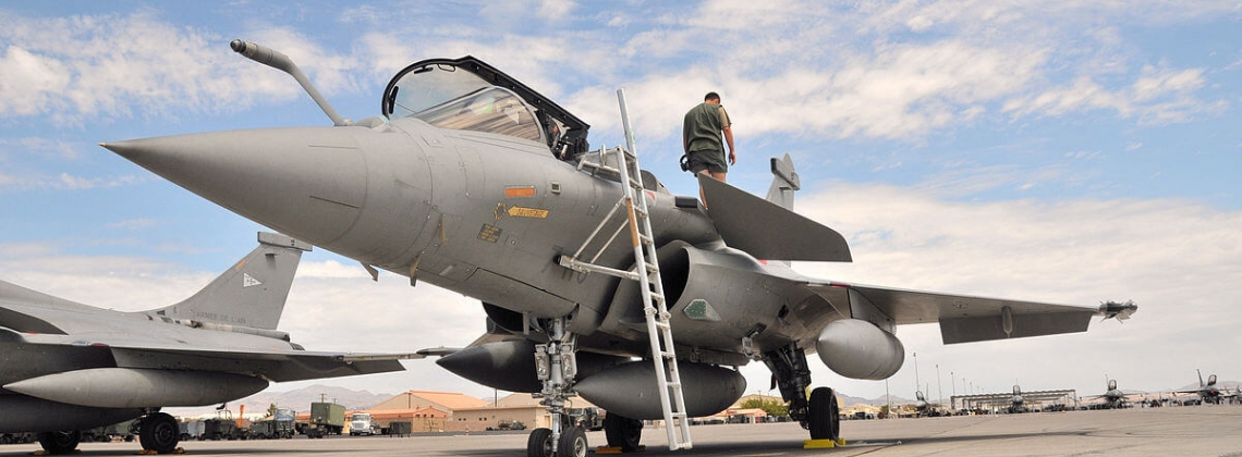 French Rafale fleet partially grounded pending safety review