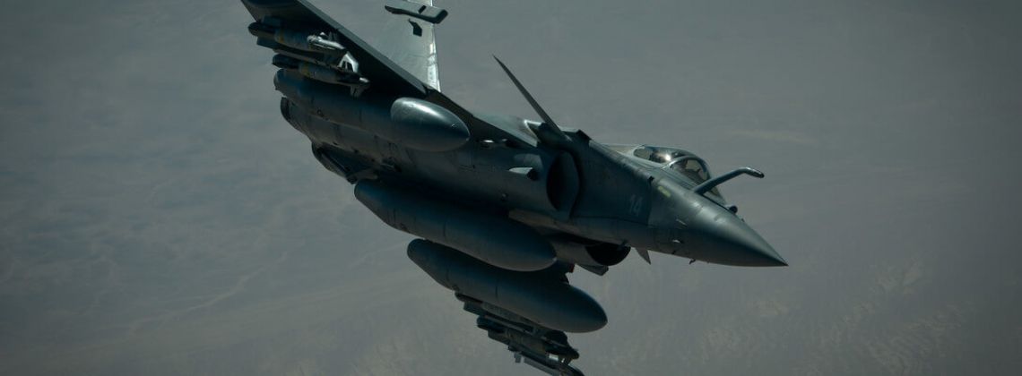 Franco-German fighter aircraft program has a starting date