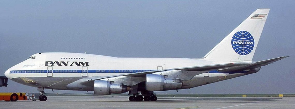 History Hour: Record-setting round-the-world flight on B747SP-21