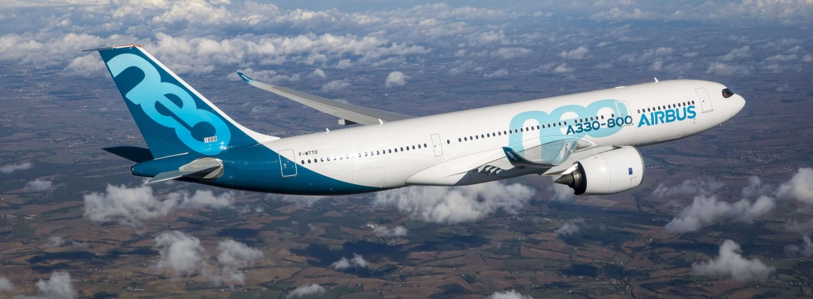 The A330-800: it doesn't sell, but it flies