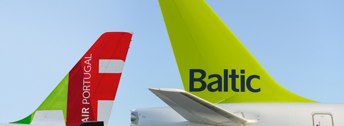 Latvian airBaltic and TAP Air Portugal to start codeshare flights
