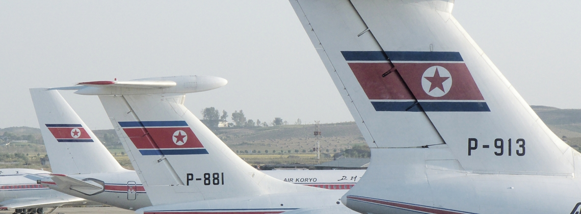 ICAO inspects new route to North Korea