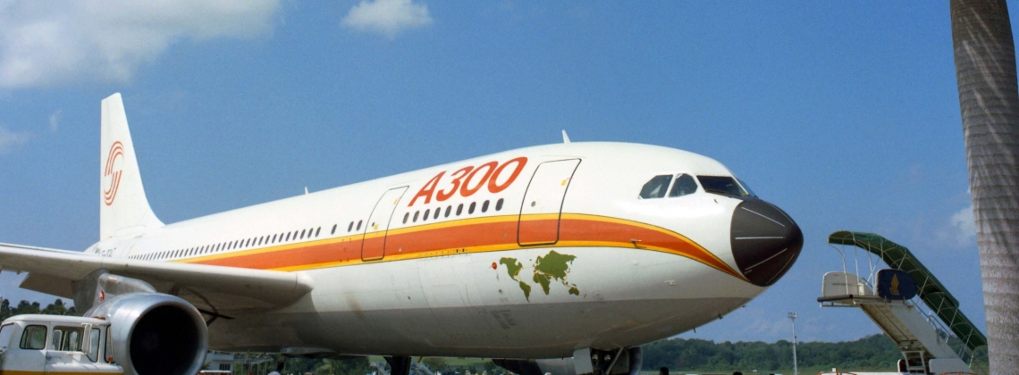 Airbus celebrates 50-year anniversary with a family formation!
