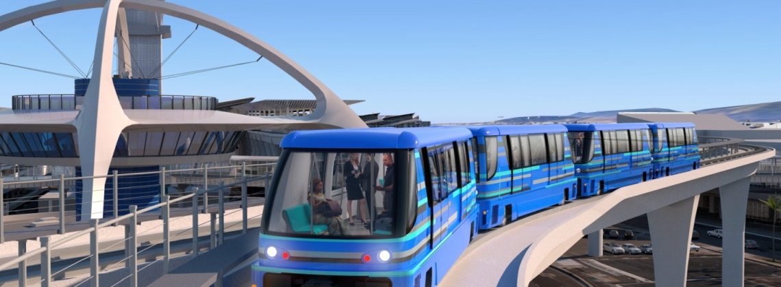 Bombardier wins Los Angeles Airport automated shuttles contract
