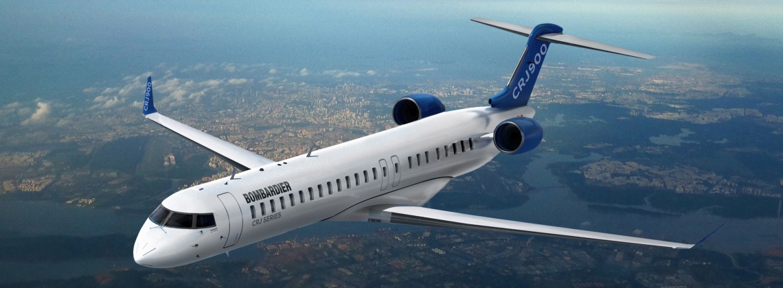FAA grants higher maintenance intervals for Bombardier CRJ Series