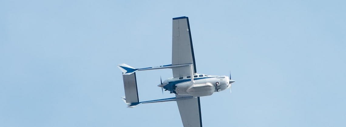Hybrid-electric Ampaire 337 makes maiden flight [Video]