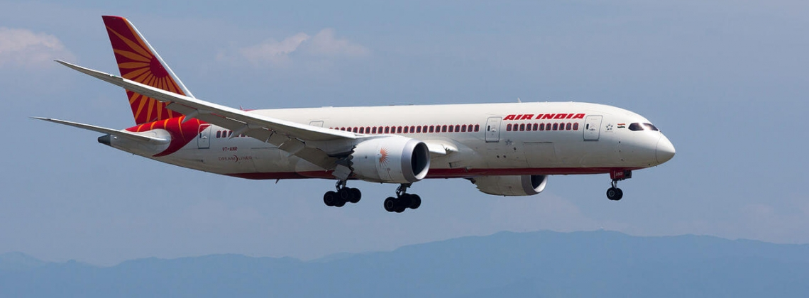 Air India benefits from electronics ban