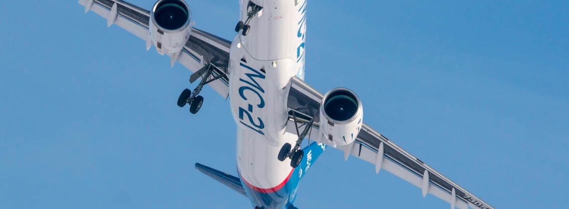 Third MC-21 joins flight testing, Irkut says