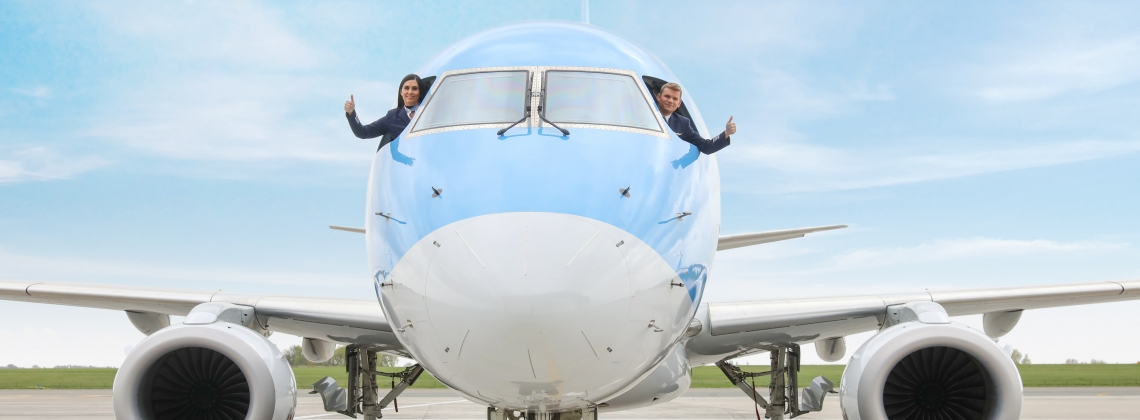 What does it mean to be a pilot at TUI?