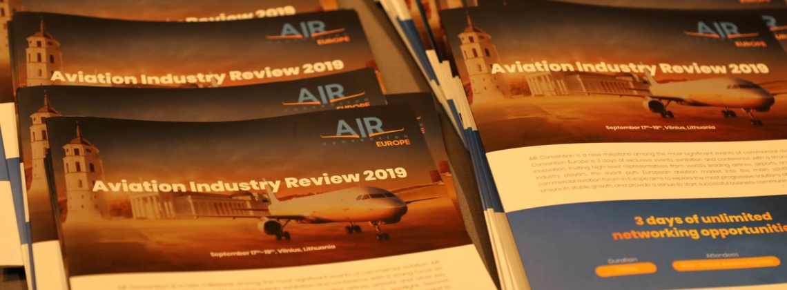 Exclusively from AIR Convention | Commercial aviation expo