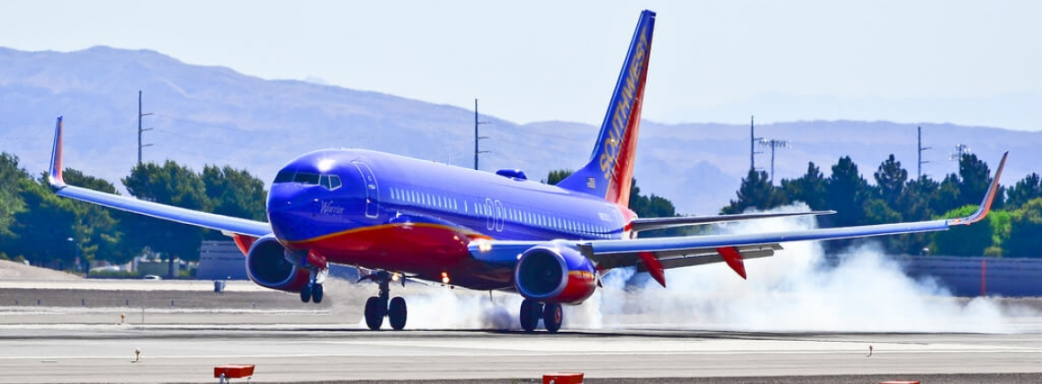 Southwest and off to Hawaii: soaring past range in test flight