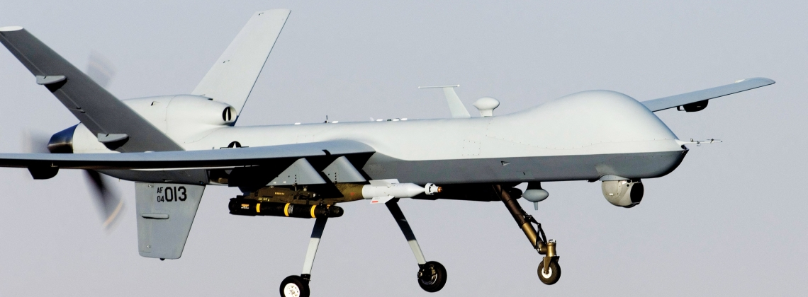 Opinion: Will new drone export policy hurt purchaser countries?