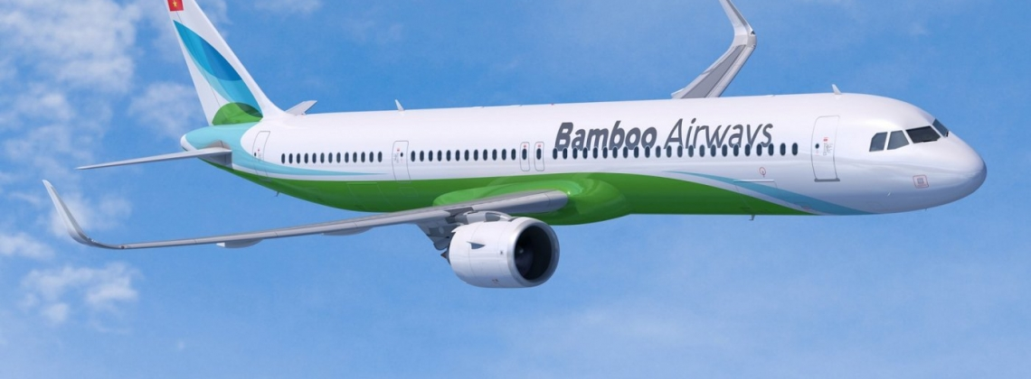 CDB Aviation leases three A320neos to Bamboo Airways