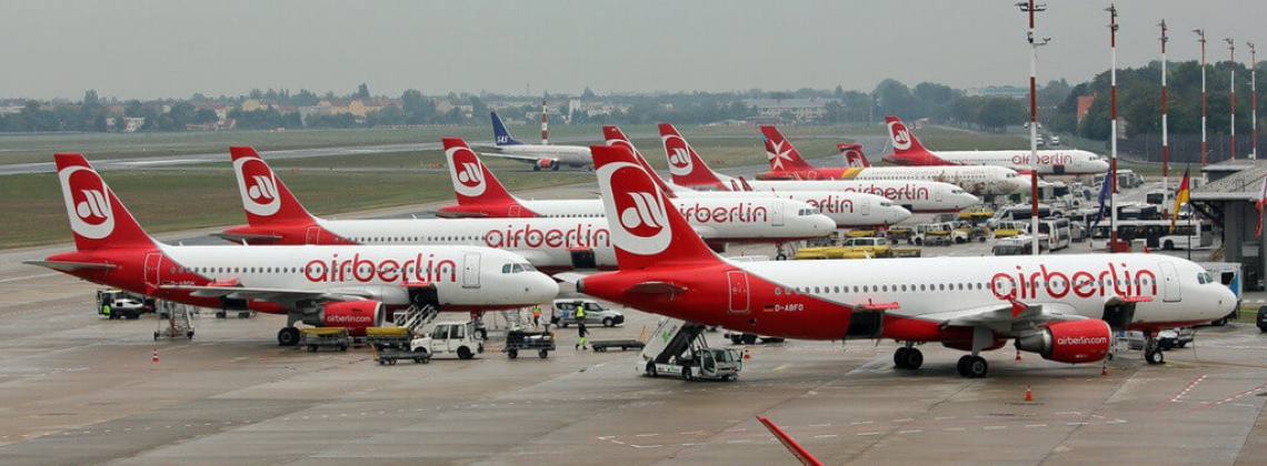 Lufthansa to overtake up to 90 Air Berlin aircraft