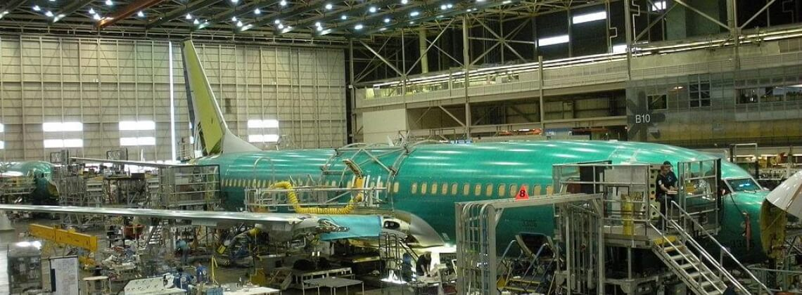 Boeing's first 737-800BCF receives FAA and EASA certification